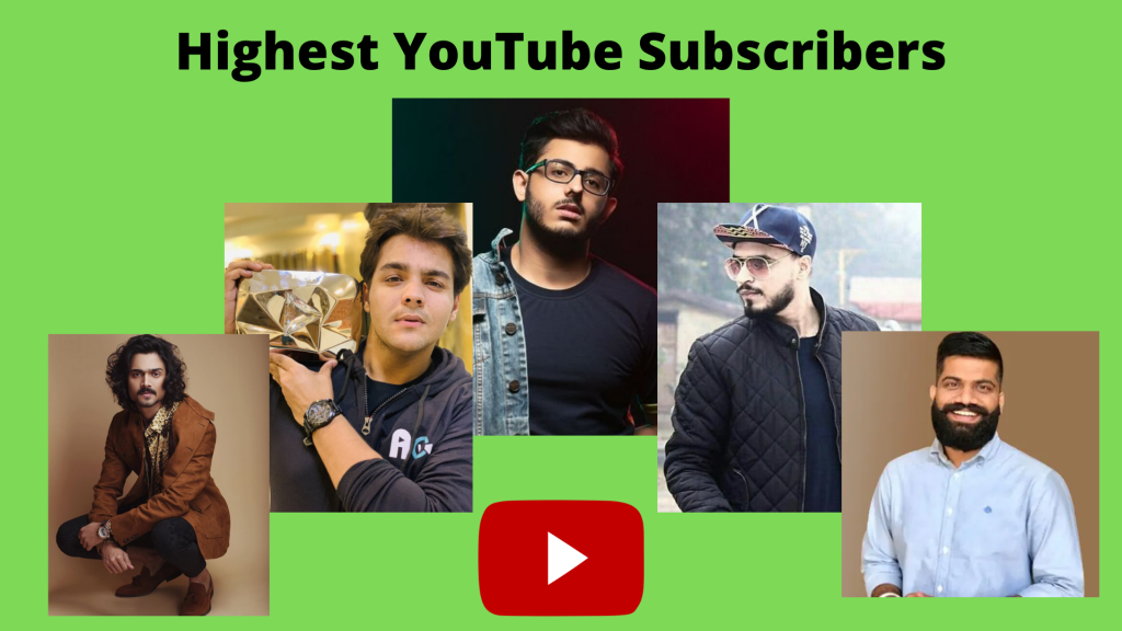 Highest YouTube Subscribers